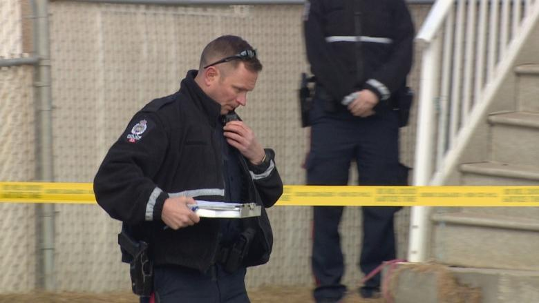 Man, 28, charged in north Edmonton shooting