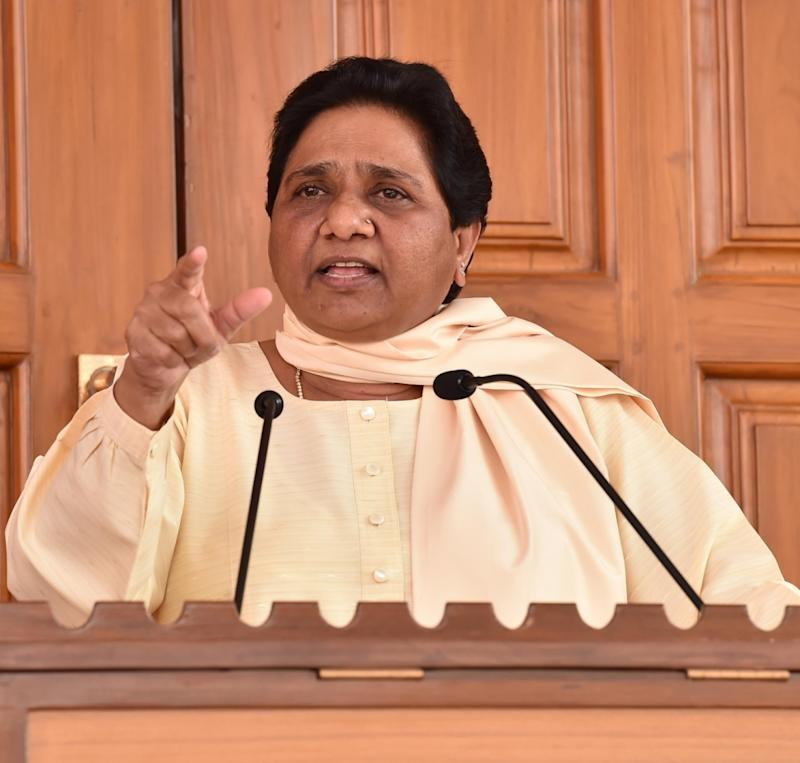 Dalit outfits, minority groups plan BSP chief Mayawati's 'ouster'