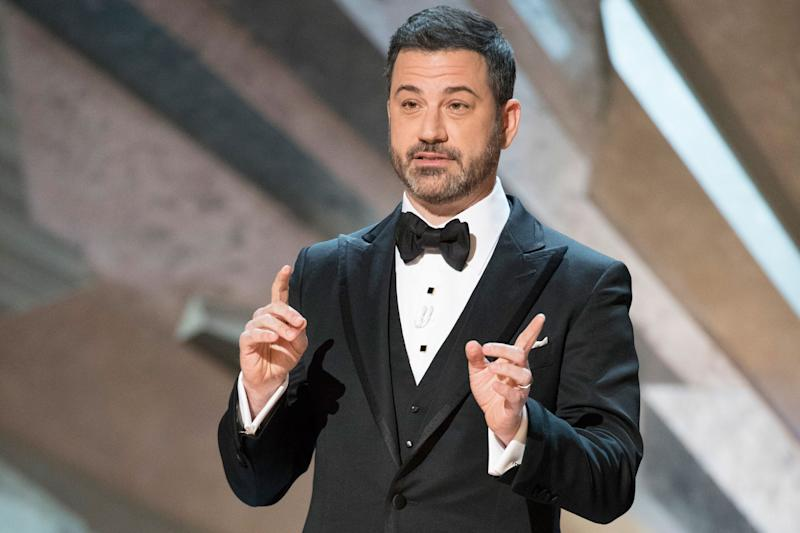 Jimmy Kimmel's Oscars monologue gets mixed reactions on ...