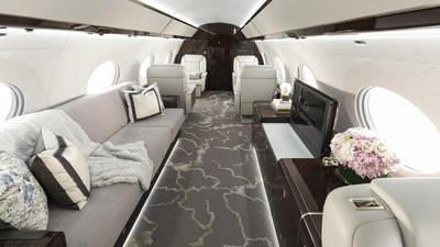 Gulfstream Aerospace Corp. today announced its interior and industrial design teams earned International Yacht & Aviation Awards for the third consecutive year.