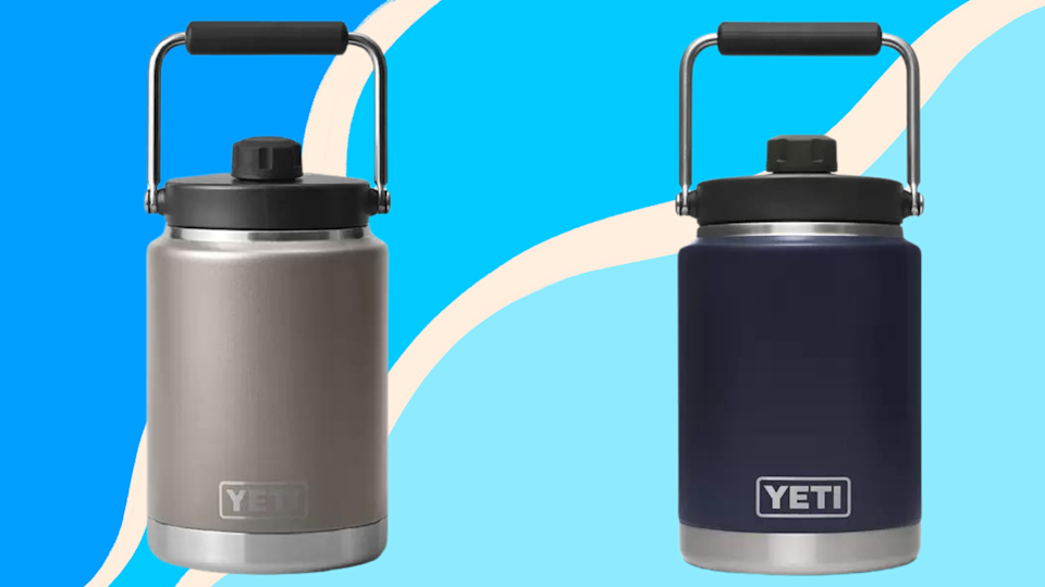 Keep water, soup, or coffee warm when you're camping.