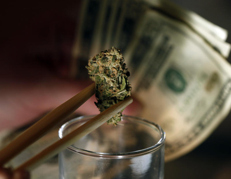Pot, gay marriage, suicide are ballot-item topics