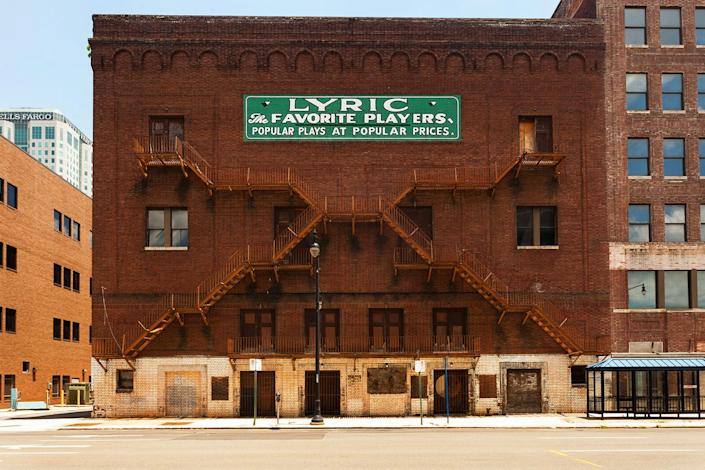 <p>Photographer Matt Lambros said the buildings are filled with history that needs to be remembered. (Photo: Matt Lambros/Caters News) </p>
