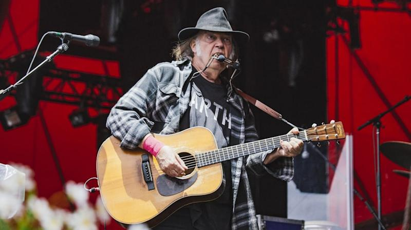 Neil Young Preps New High-Quality Streaming Service Xstream