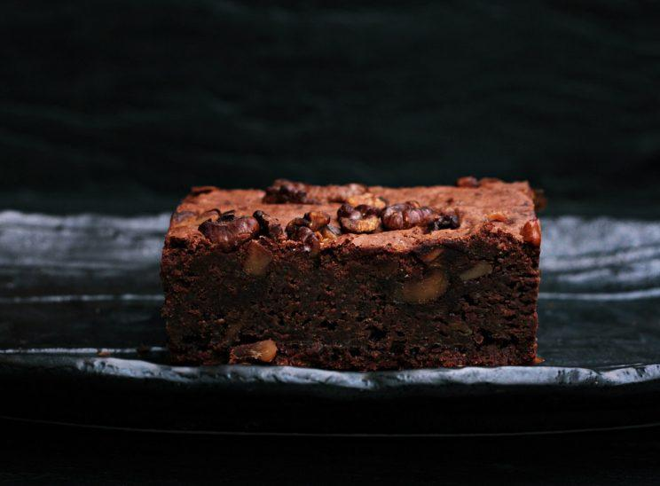 Who knew you could make brownies with breast milk? [Photo: Stocksnap via Pexels]
