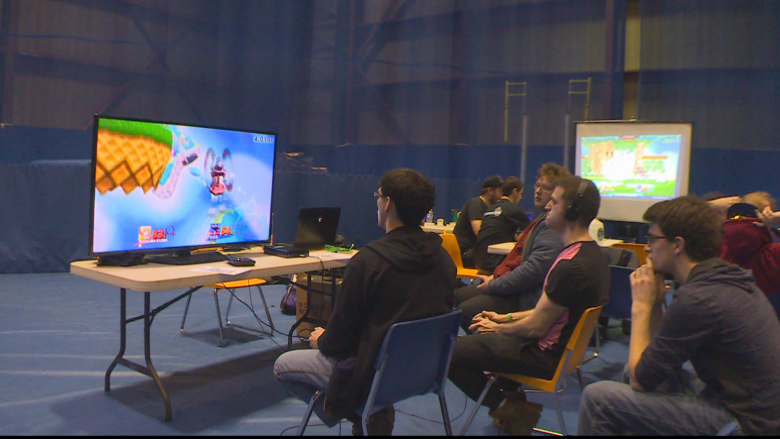 University of Moncton hosts e-gaming tournament