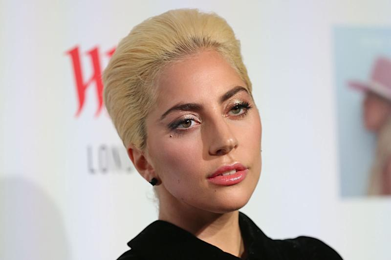 Candid: Lady Gaga opens up about the affects of fame: Isabel Infantes/PA Wire