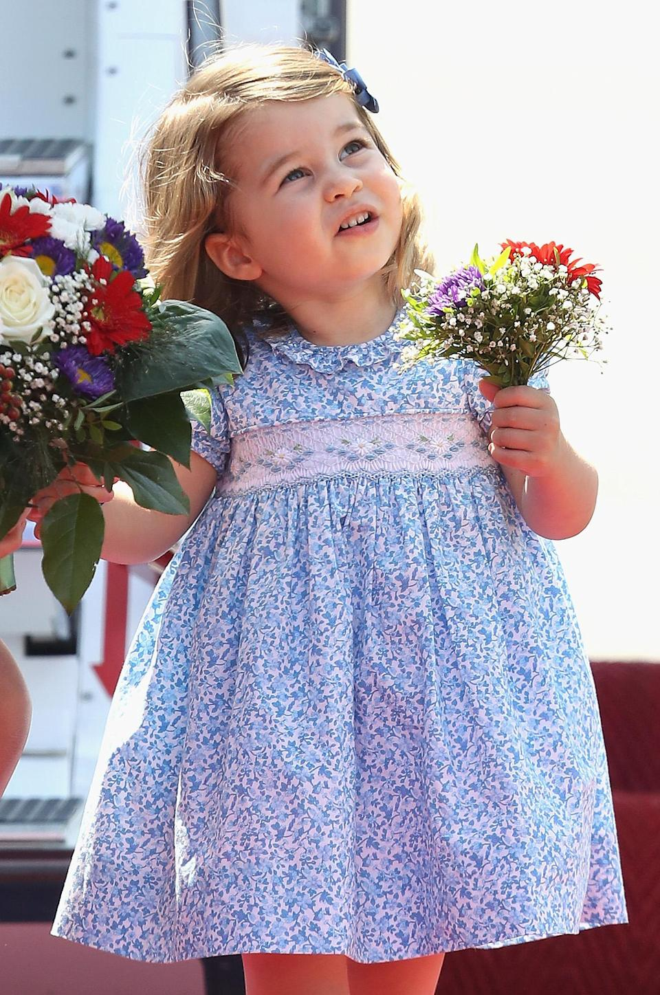Princess Charlotte won't lose her place in line. (Photo: Chris Jackson/Getty Images)