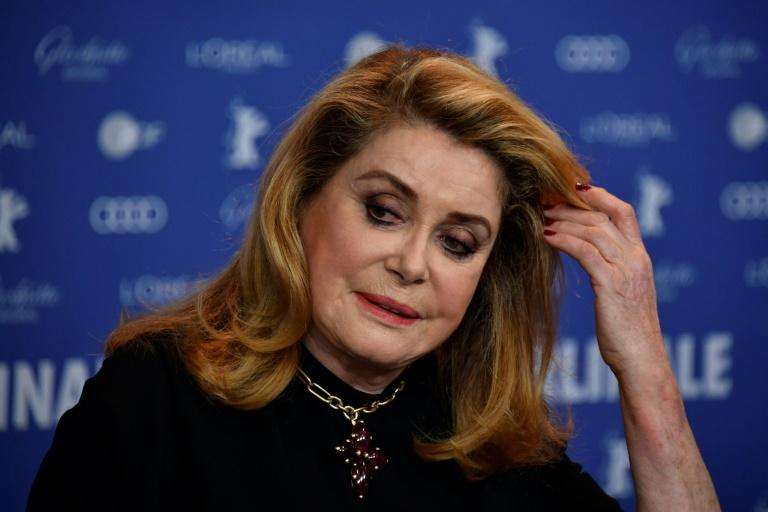 "French cinema icon Catherine Deneuve has long been a fan of the ""Brushing"" technique invented by Patrick Ales in the 1960s"