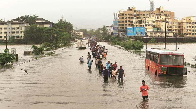 One year after floods: Vasai-Virar residents say little done to prepare for monsoon, VVCMC claims work in full swing