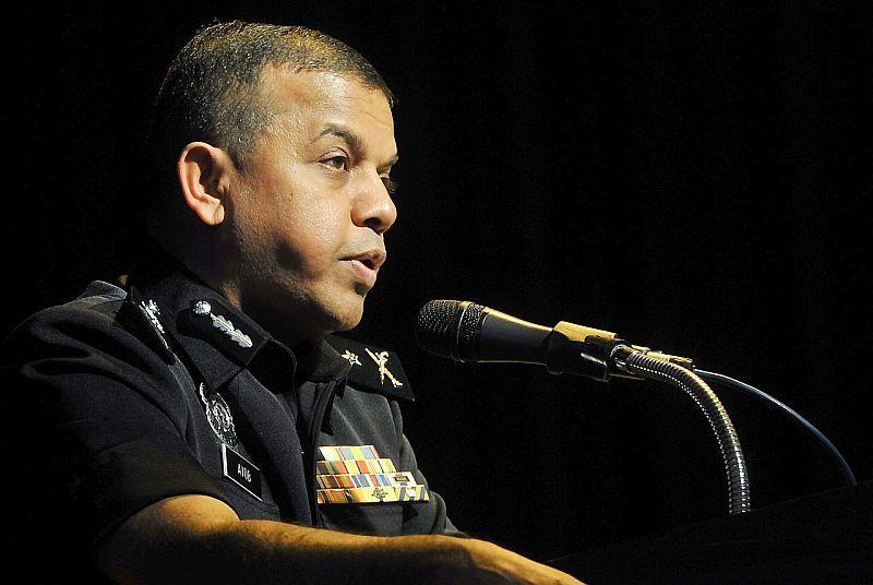 Bukit Aman's Special Branch Counter Terrorism Division principal assistant director Datuk Ayob Khan Mydin Pitchay said there has not been any signal to date that the JI is planning attacks against Malaysia. — Bernama pic