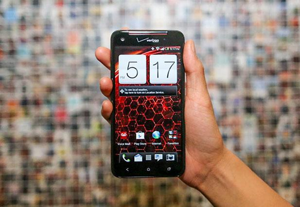 Hands-On: Verizon's Droid DNA Wows With High-Def Display