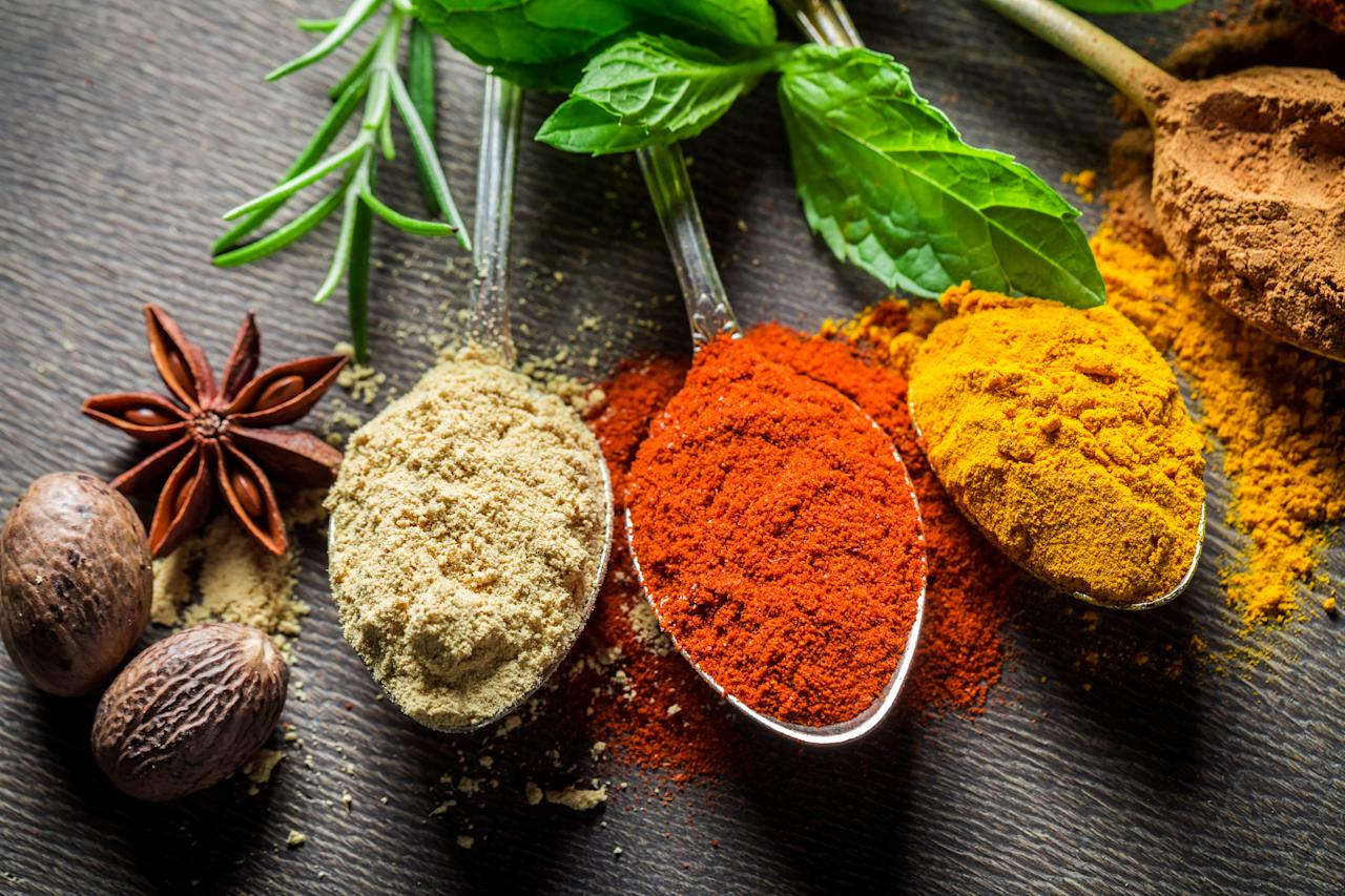<p>According to Whole Foods, 2018 will bring traditional Middle Eastern dishes to our attention. From Persian delicacies to Moroccan foods, classic ingredients are heading our way. Spices such as harissa and cardamom are becoming more popular while mint and tahini rule our tastebuds. <em>[Photo: Getty]</em> </p>