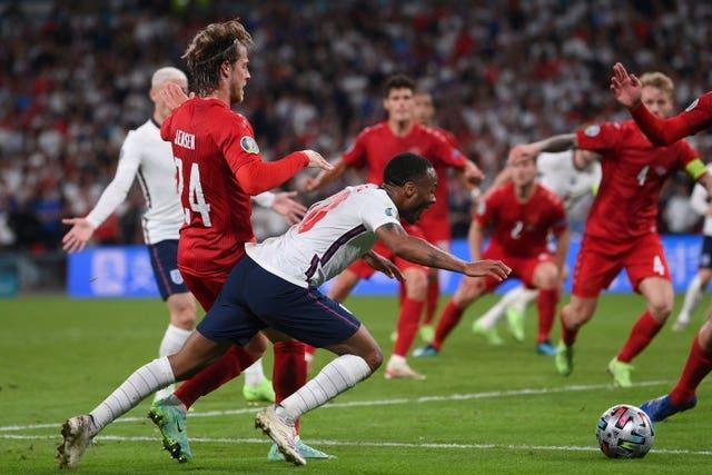 Rosetti said that borderline decisions, such as the penalty award for England against Denmark in the semi-final, would always exist