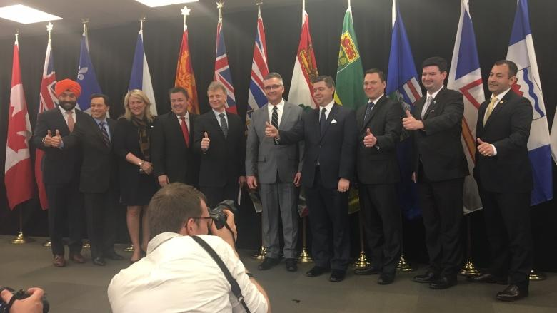'Canada is open': Interprovincial trade deal a renewed push to drop barriers