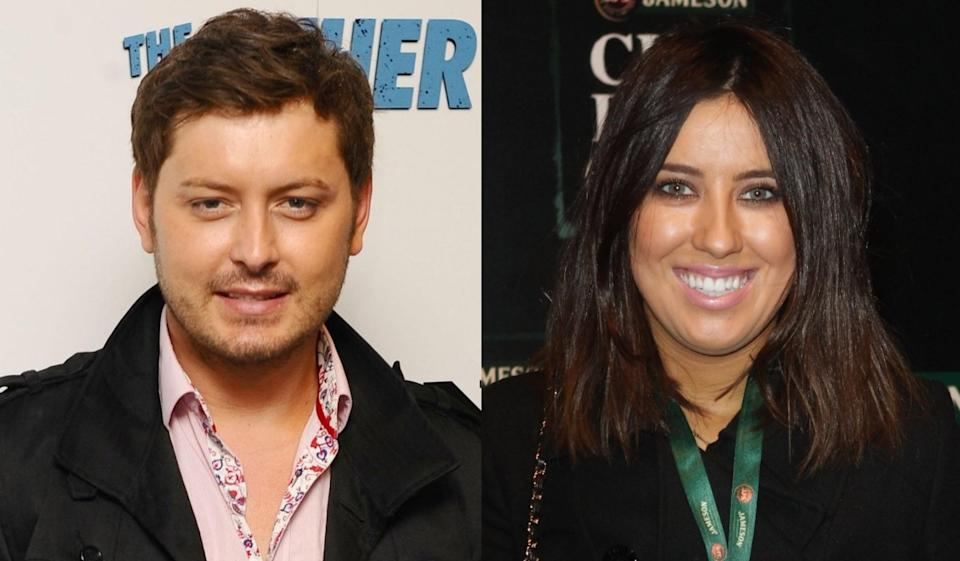 'Big Brother' star Brian Dowling and radio presenter Lottie Ryan are set to make 'Dancing with the Stars' history by pairing up with same-sex partners for Switch-Up Week (Ian West/Phillip Massey/Getty Images)