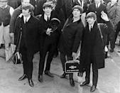 <p>The Fab Four was one of the first all male groups to attract a screaming fan base of worshipping adolescents — a phenomenon known as Beatlemania! In 1961, Brian Epstein, a local Liverpool record store manager, saw their potential: He pushed them to earn a record contract and began developing their sound. By the summer of 1964, when they appeared in <em>A Hard Day's Night</em>, a movie about Beatlemania, the band already was a cultural icon.</p>