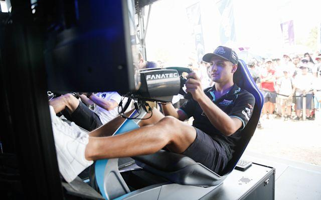 Formula E PlaySeat