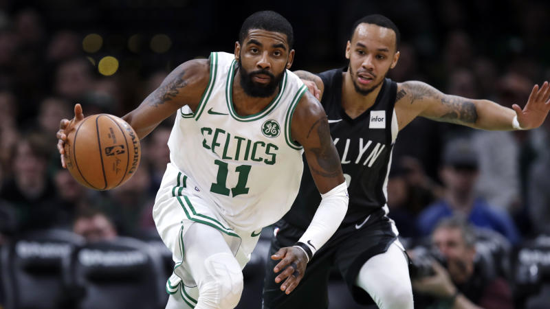 15a301383c4 Report  Kyrie Irving s advisors urging him to strongly consider Nets