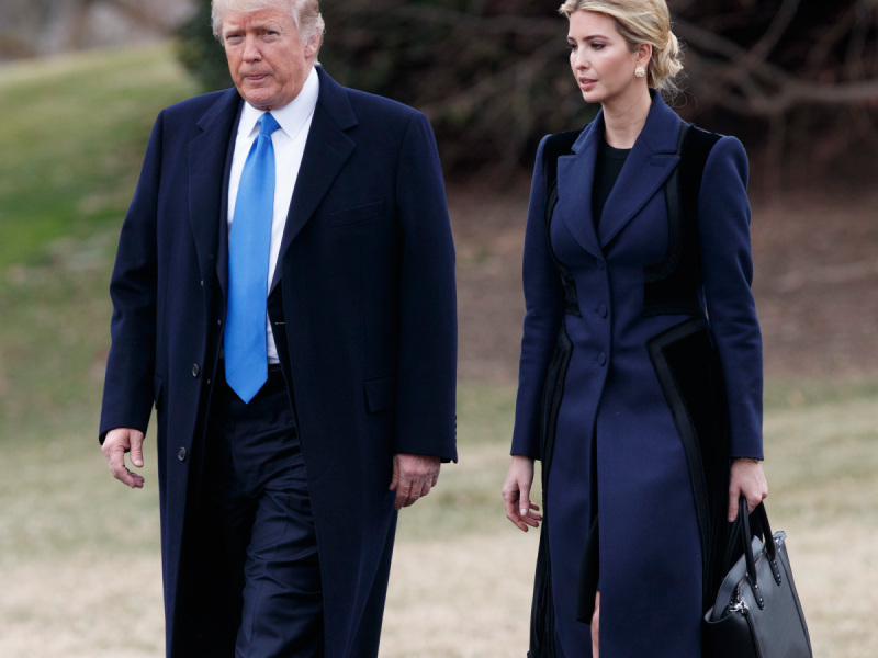 Donald Trumps Home Line Dropped From Sears And Kmart For Poor Sales