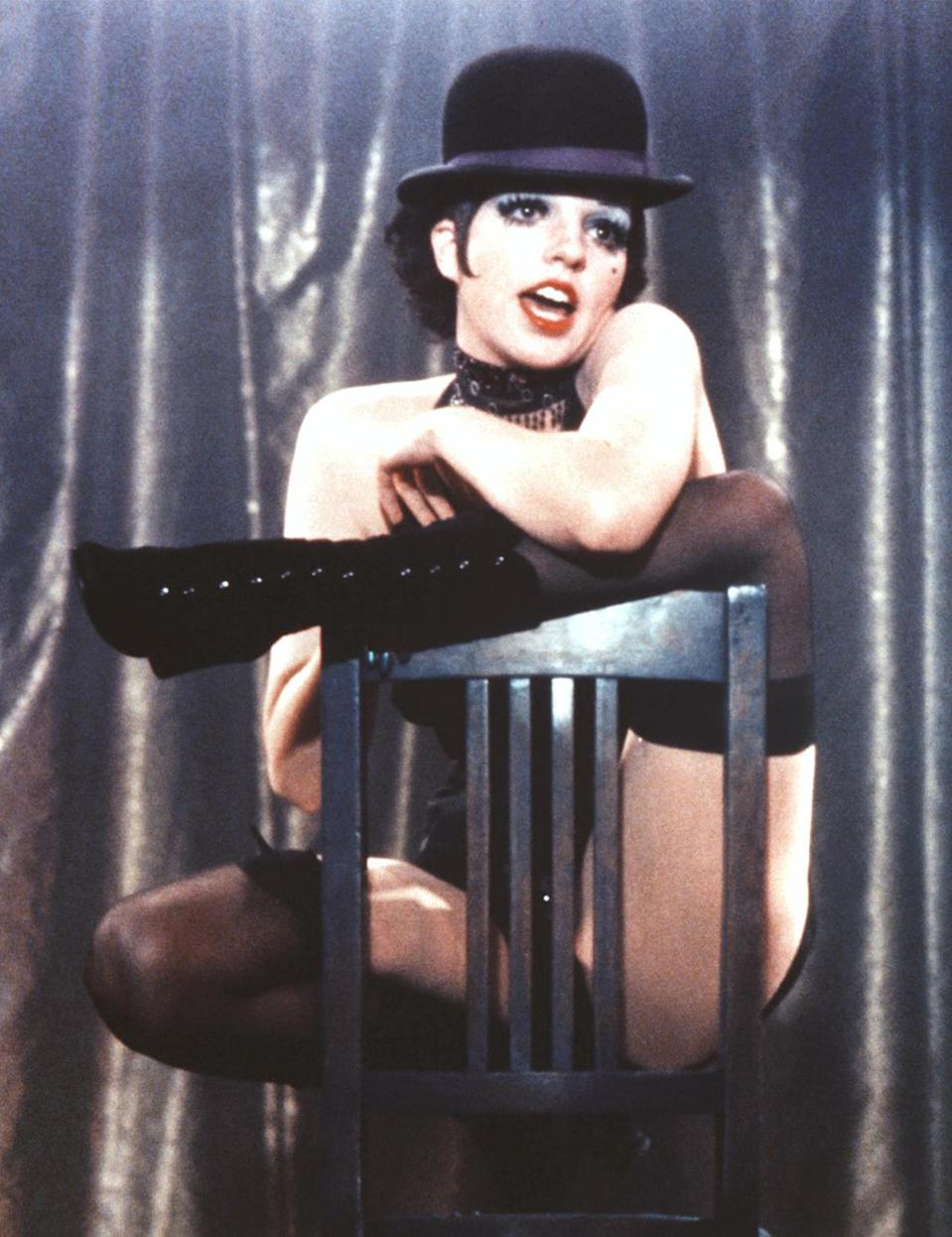"""<p>Bob Fosse's Nazi Germany-set musical is the only film on this list not to win Best Picture (it lost to """"The Godfather,"""" which you'll never hear anyone complain about). It did take home Best Director, Best Actress (Liza Minelli), and Best Supporting Actor (Joel Grey) awards. (Photo: Everett) </p>"""