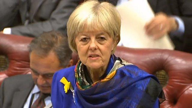 Baroness Hayter urged ministers to accept amendments tabled in the Commons so we