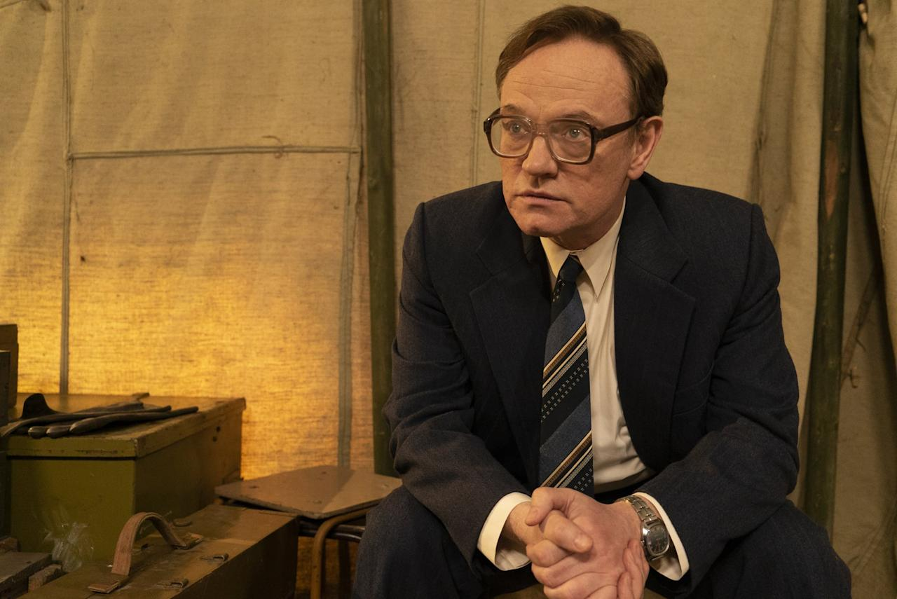 "<p>Valery Legasov (played by Jared Harris) was the first deputy director of the Kurchatov Institute of Atomic Energy at the time of the Chernobyl crisis. The scientist investigated the cause of the disaster and planned the mitigation of its consequences. According to <a href=""http://www.latimes.com/archives/la-xpm-1988-04-30-mn-2023-story.html"" target=""_blank""><strong>The Los Angeles Times</strong></a>, his foreign colleagues praised his honesty in talking about the cause and effects of the accident. He attributed the disaster to <a href=""http://www.csmonitor.com/1986/0901/ishank.html"" target=""_blank"">design flaw</a> and <a href=""http://www.chicagotribune.com/news/ct-xpm-1986-08-22-8603020746-story.html"" target=""_blank"">human error</a>. </p> <p>Legasov committed suicide in 1988, reportedly leaving behind <a href=""http://www.spiegel.de/international/zeitgeist/this-reactor-model-is-no-good-documents-show-politburo-skepticism-of-chernobyl-a-752696.html"" target=""_blank"">tapes with undisclosed information about Chernobyl</a>. He implied that political pressure censored bringing up the <a href=""http://www.ukrweekly.com/uwwp/chornobyl30"" target=""_blank"">Soviet nuclear secrecy</a> that kept plant workers in the dark about known problems and accidents with the reactor model.</p>"