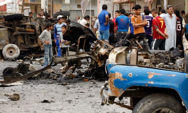 The security situation in Iraq has markedly deteriorated in the past couple of months.