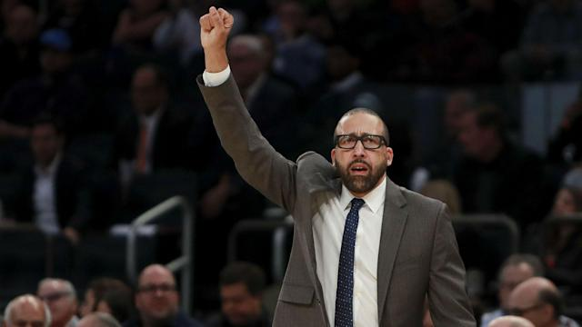 Sporting News' Mitch Lawrence bounces around the NBA to cover the biggest coaching rumors, including the latest on David Fizdale's search for a new job.