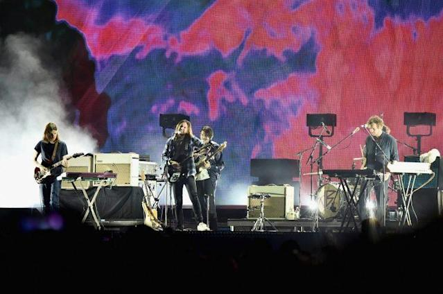 Tame Impala performs at the 2017 Panorama Music Festival – Day 2 at Randall's Island on July 29, 2017 in New York City. (Photo by Theo Wargo/Getty Images for Panorama)