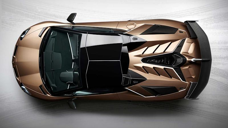 Lamborghini Not Ruling Out One Final Aventador Special Model