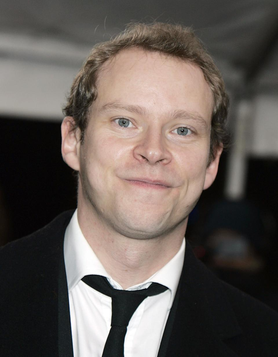 Robert Webb arrives for the 2009 British Comedy Awards at the LWT Studios in London.