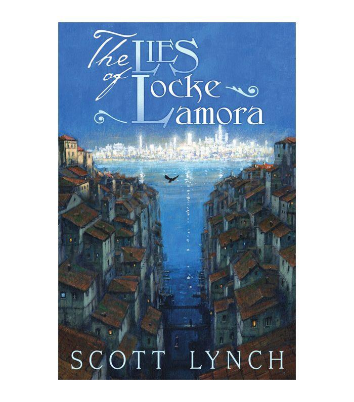 """Locke Lamora is an orphan who found guidance in a con artist only to become the group's ringleader once he grows up. You'll be intrigued by the setting of ancient Camorr, which is basically a fake Venice, as the Gentleman's Bastards, as they're called, deal with various rebellions within the city. One of the most interesting parts is that you will likely find you relate to Locke and sympathize with him even though he's a """"bad guy."""" And that's a sign of good writing, if we do say so ourselves."""