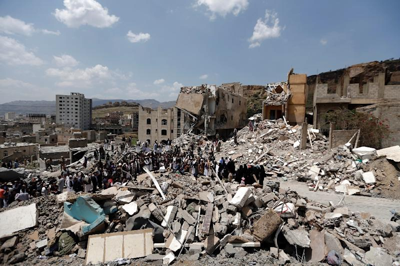 The war gripping Yemen has killed more than 8,650 people since the coalition intervention began