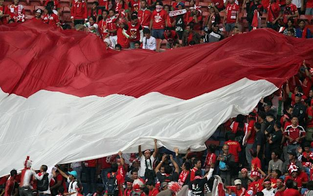 Making a wave. The Indonesian Football Association hopes Bali's stock market move will encourage other clubs to follow suit (AFP Photo/MOHD RASFAN)