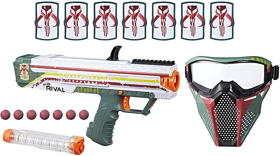 NERF C2016102 Rival Star Wars Battlefront Apollo XV-700 and Face Mask