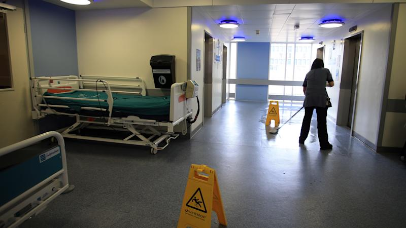 Potentially fatal antibiotic-resistant bacteria 'spreading through hospitals'