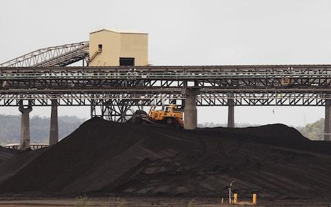 Coal is a major industry in Queensland - Credit: REUTERS/Daniel Munoz/File Photo/File Photo