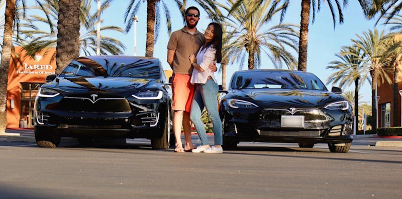 Airbnb For Cars >> Turo The Airbnb For Cars Offered A Couple 500 To List Their Tesla