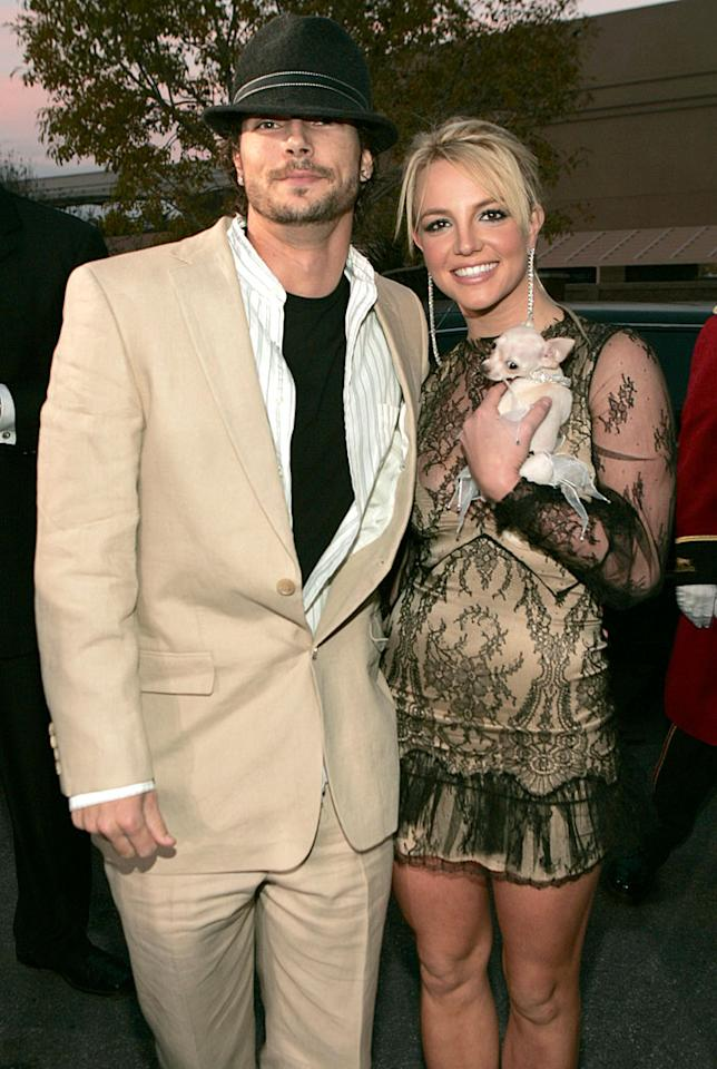 You might know his name now, but eight years ago Kevin Federline was an unknown high school drop-out and backup dancer when he met pop star Britney Spears in early 2004, and they jumped right on the relationship fast track. The couple married after just three months of dating, had their first son, Sean Preston, less than 12 months later, had their second child, another son named Jayden, a year after that, and announced they were divorcing after just two years of marriage. Of course, the two managed to squeeze in a reality show along the way!