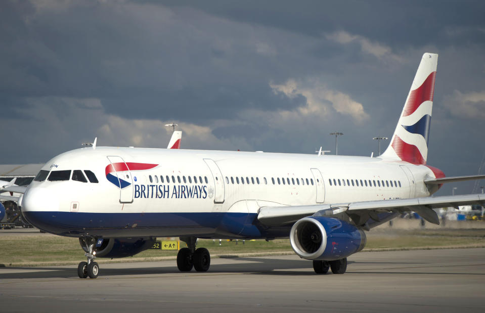 <em>Breach – British Airways said data had been compromised over a 15-day period, affecting 380,000 card payments (Picture: PA)</em>