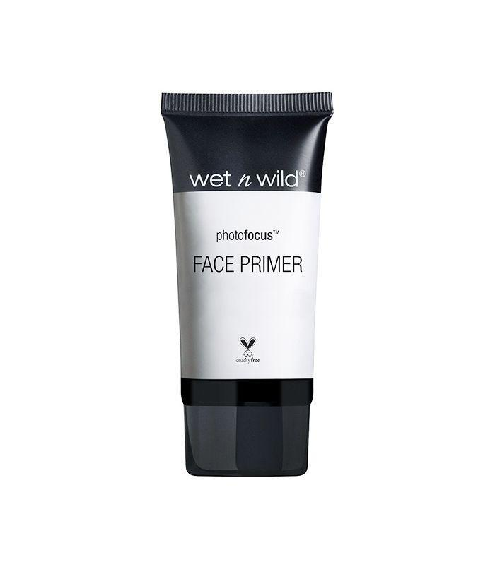 This miracle primer minimizes the appearance of pores, fills in fine lines, evens out your skin tone, prevents your foundation from caking, and brightens your complexion. Sounds like magic to me!