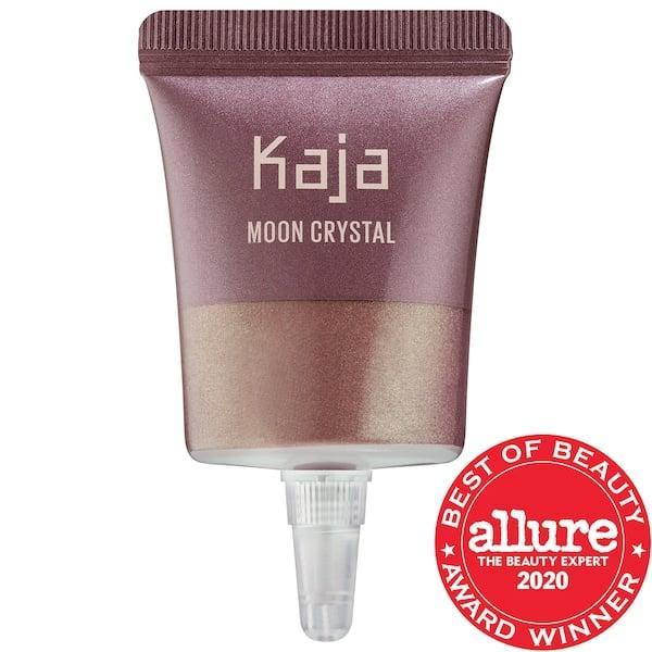 <p>The jelly formula of the <span>Kaja Moon Crystal Sparkling Eye Pigment</span> ($16) means it goes on smoothly (like a gel) but dries into a powder, and each shade packs real, reflective crystal powders at the same time.</p>