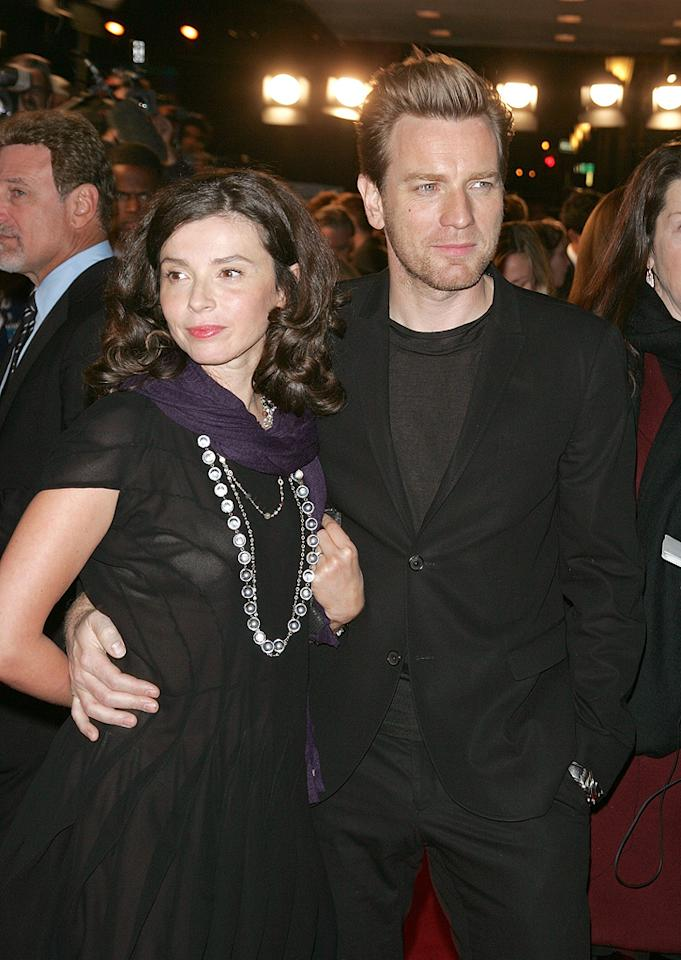 "<a href=""http://movies.yahoo.com/movie/contributor/1800019128"">Ewan McGregor</a> and <a href=""http://movies.yahoo.com/movie/contributor/1800310808"">Eve Mavrakis</a> at the New York City premiere of <a href=""http://movies.yahoo.com/movie/1810038855/info"">Amelia</a> - 10/20/2009"