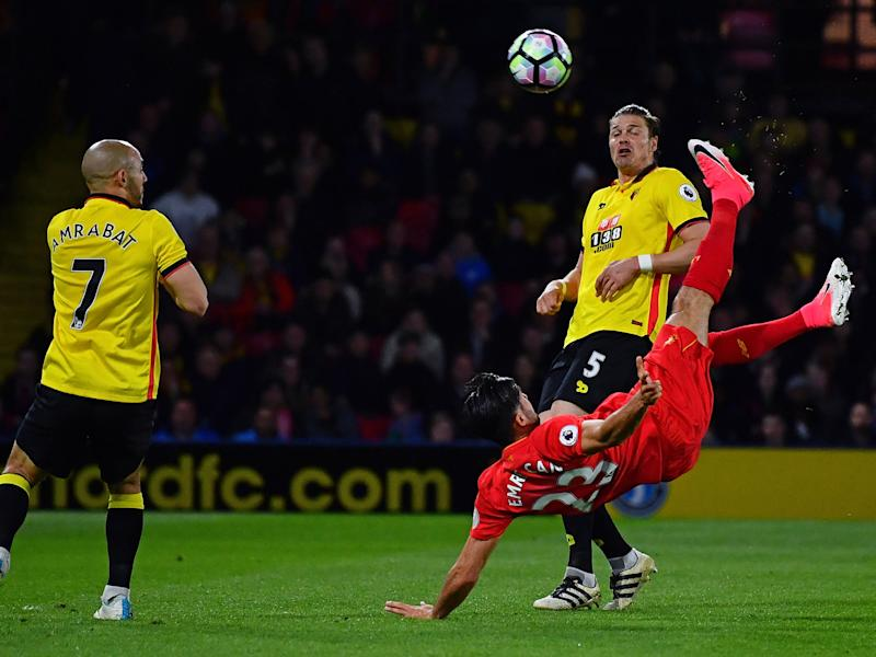 Can delivered a moment of magic to hand Liverpool an important win: Getty