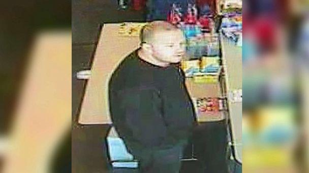 PHOTO: North Bend Police Department released surveillance footage of Oen Evan Nicholson in hopes the public can help locate. (North Bend Police Department via Facebook)
