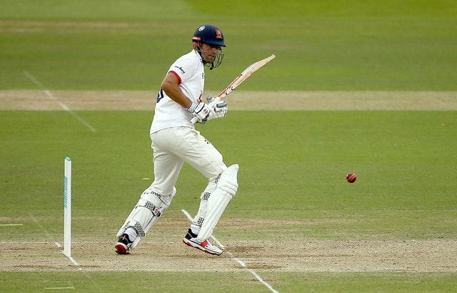Alastair Cook was the star performer