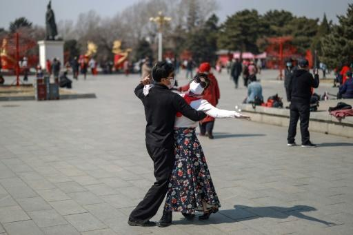 While the crisis deepens in much of the world, some in China are returning to a normalcy of sorts