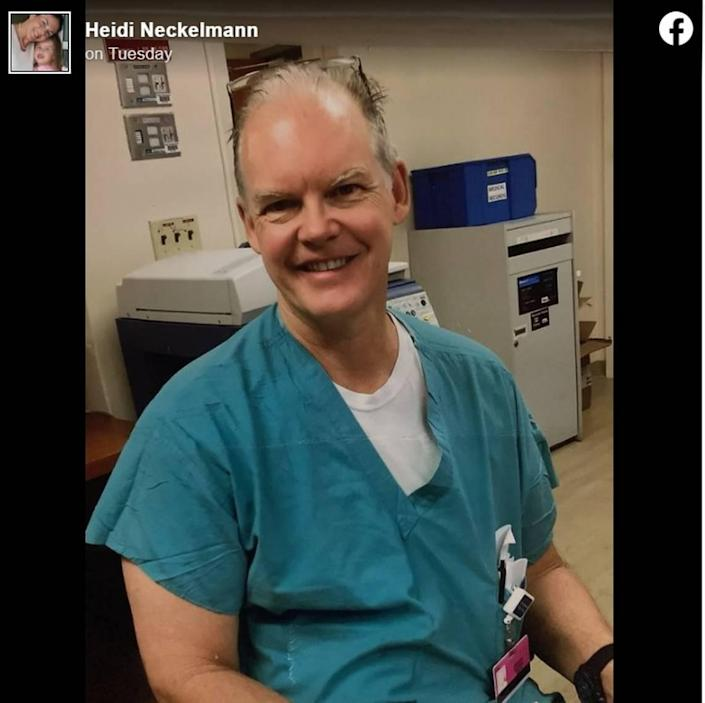 Dr. Gregory Michael, who worked at Mount Sinai Medical Center in Miami Beach, died Jan. 3, 2021, about two weeks after receiving a COVID-19 vaccine. The U.S. Centers for Disease Control and Prevention and the Miami-Dade Medical Examiner's Office are investigating the death.