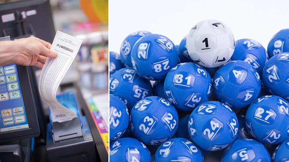 The Powerball numbers are in for draw number 1294. Source: The Lott